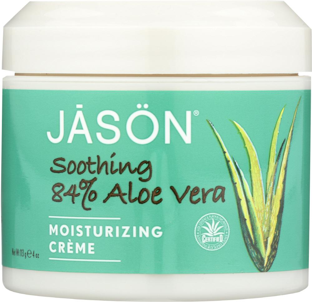 JASON Creme Aloe 84% Vitamin E, 4 Oz