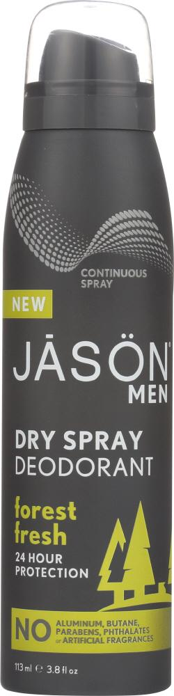 JASON Deodorant Forest Fresh, 3. 8 Oz