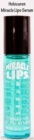 MIRACLE BY HOLOCUREN Lip Serum, 0.33 Oz