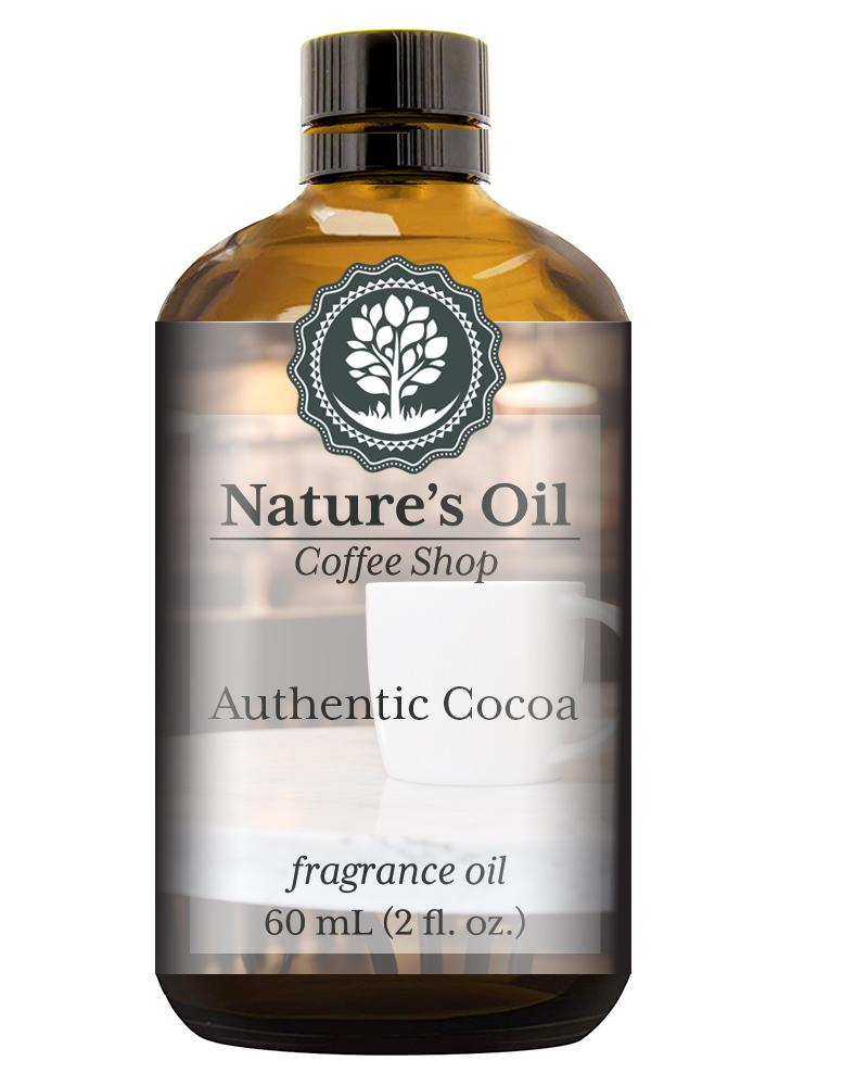 Nature's Oil Authentic Cocoa Fragrance Oil