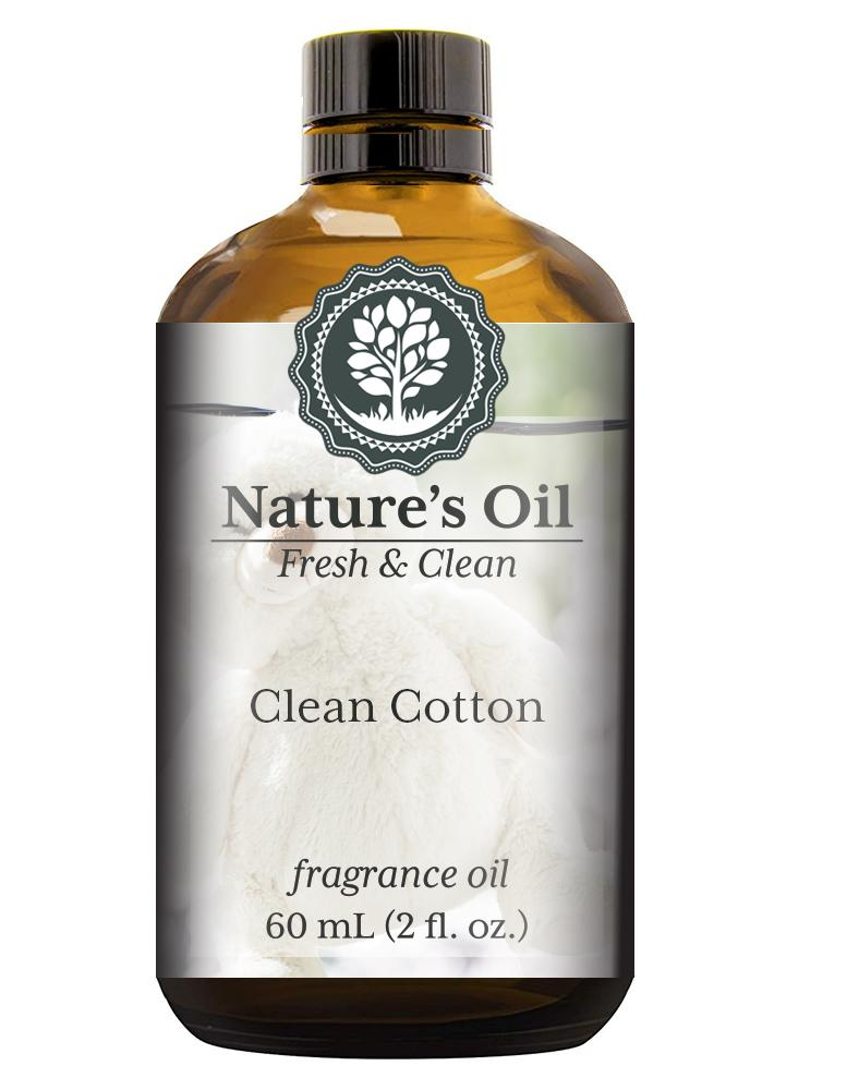 Nature's Oil Clean Cotton Fragrance Oil