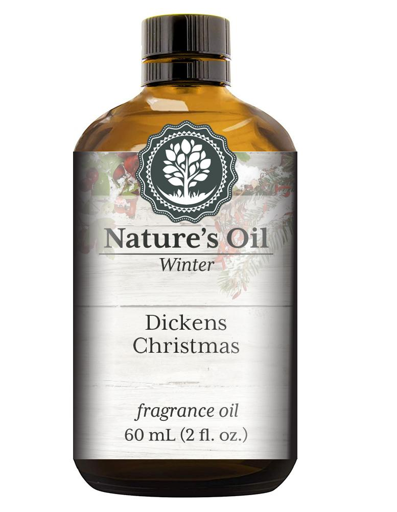 Nature's Oil Dickens Christmas Fragrance Oil