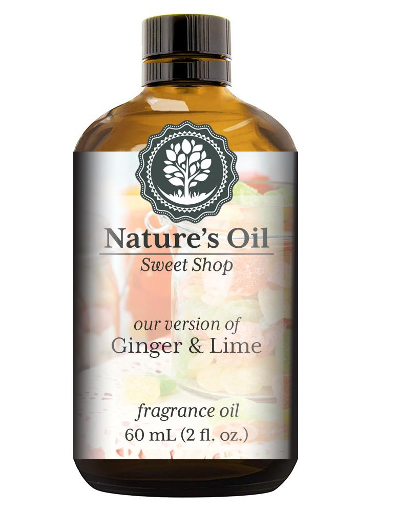 Nature's Oil Ginger and Lime (Our Version of) Fragrance Oil