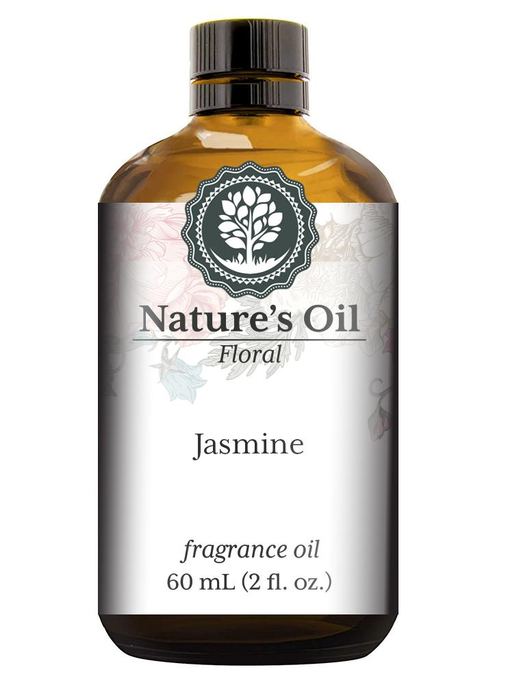 Nature's Oil Jasmine Fragrance Oil