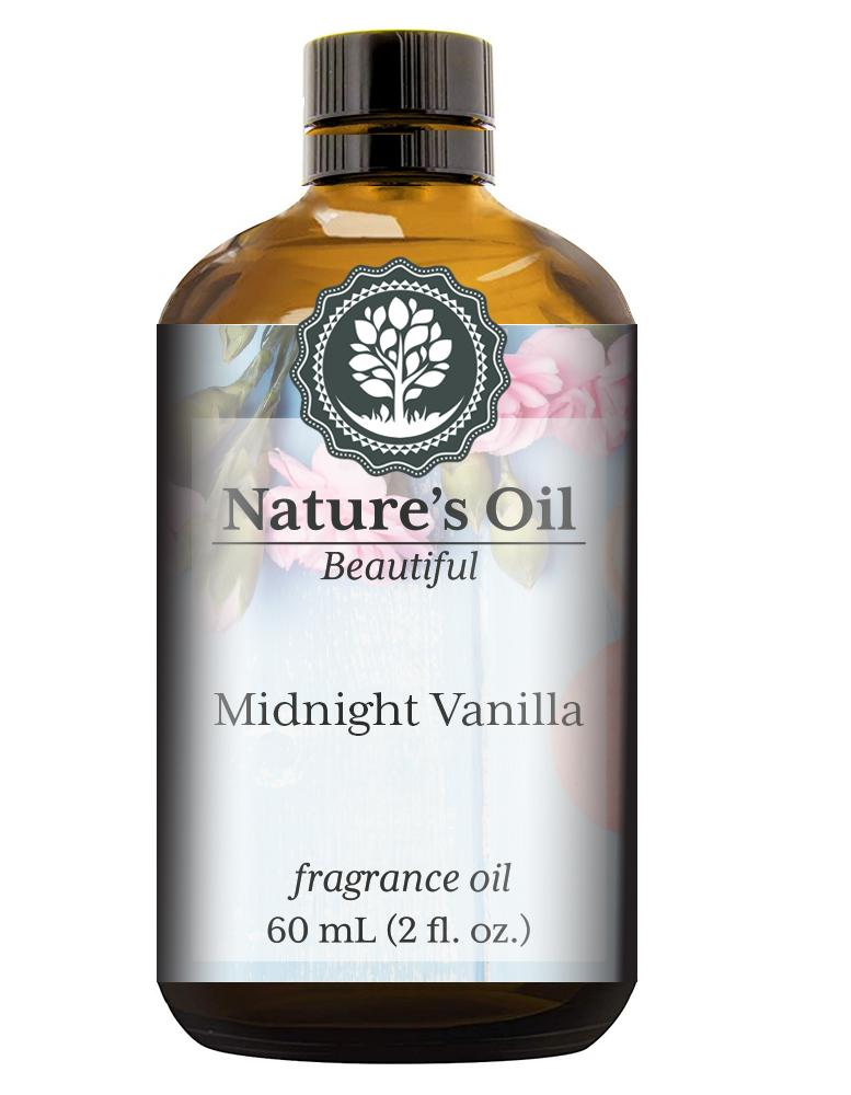 Nature's Oil Midnight Vanilla Fragrance Oil