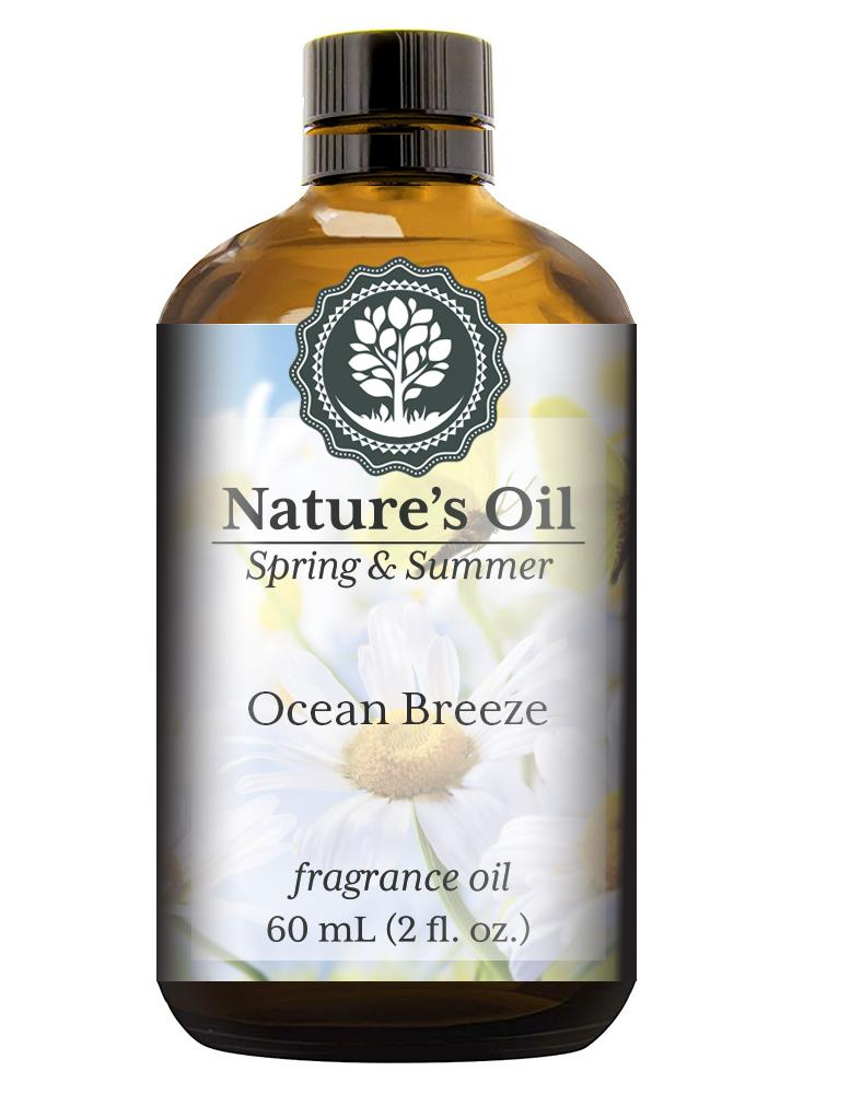 Nature's Oil Ocean Breeze Fragrance Oil