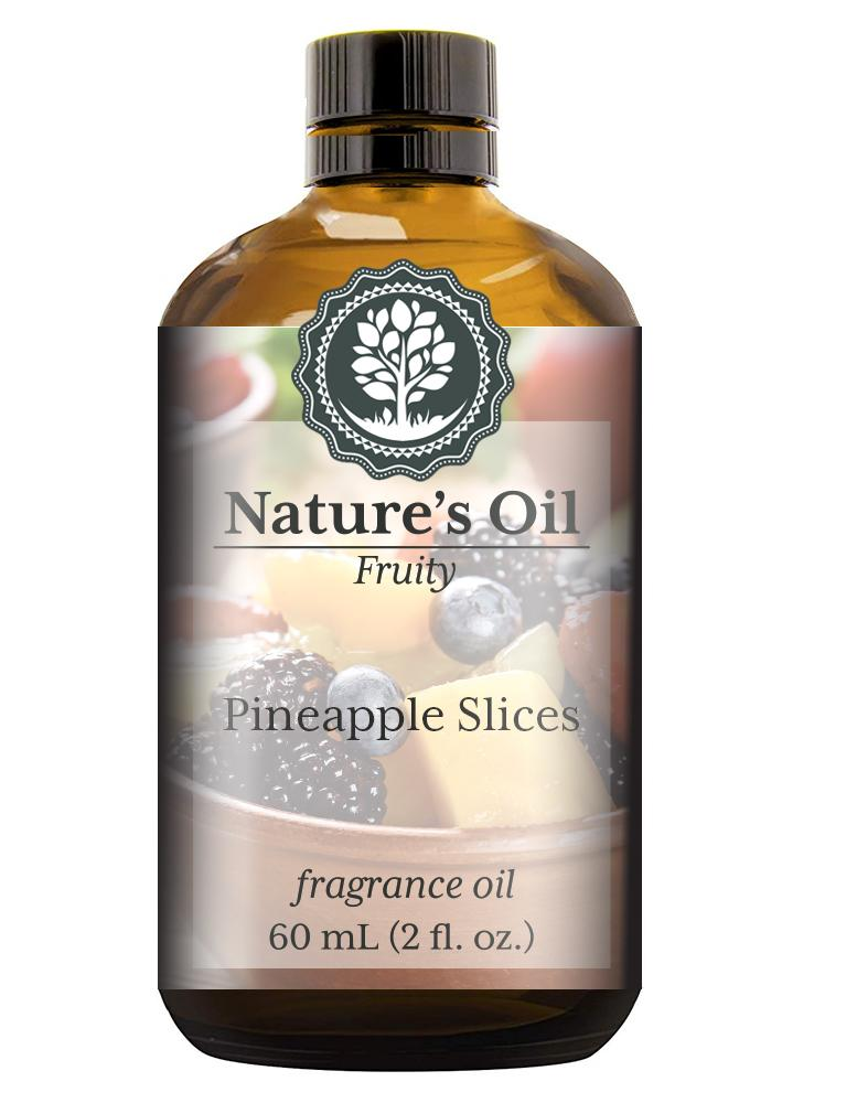 Nature's Oil Pineapple Slices Fragrance Oil