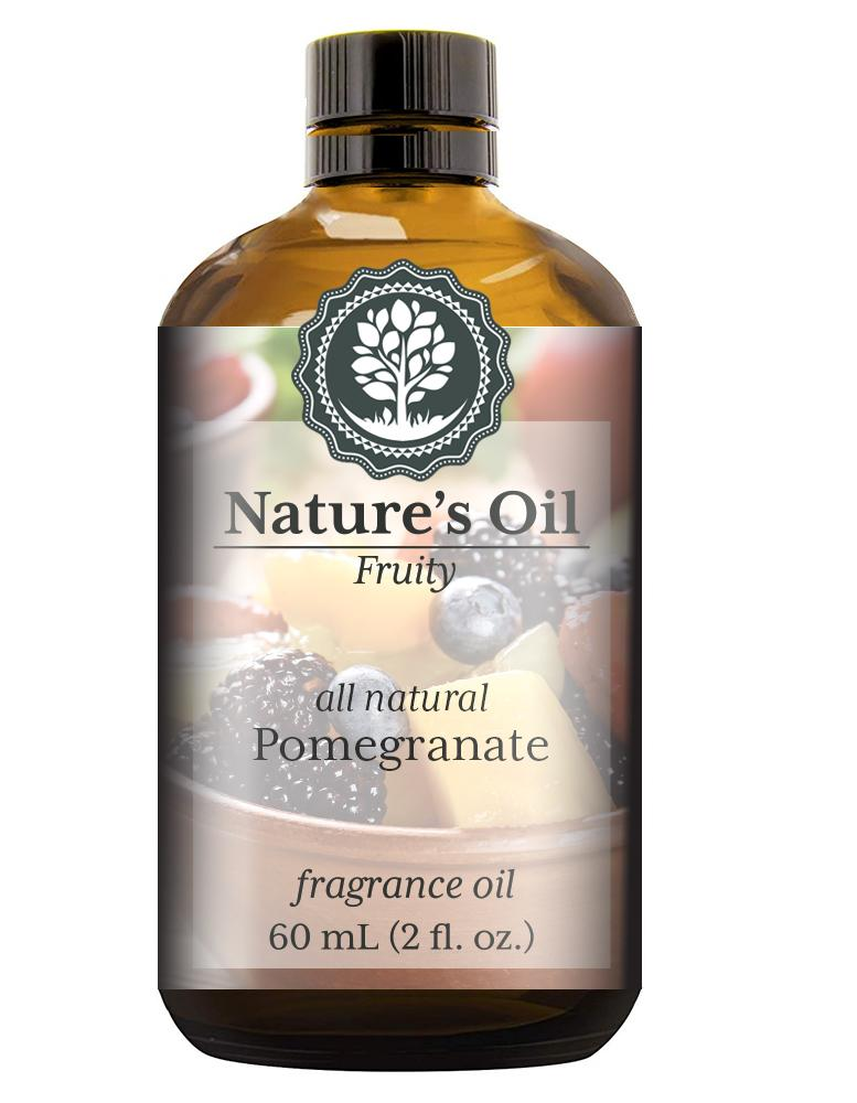 Nature's Oil Pomegranate (all natural) Fragrance Oil
