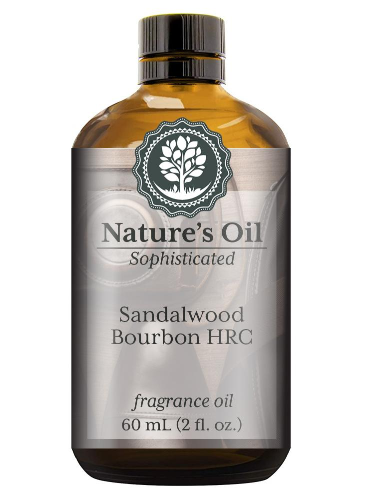 Nature's Oil Sandalwood Bourbon HRC Fragrance Oil