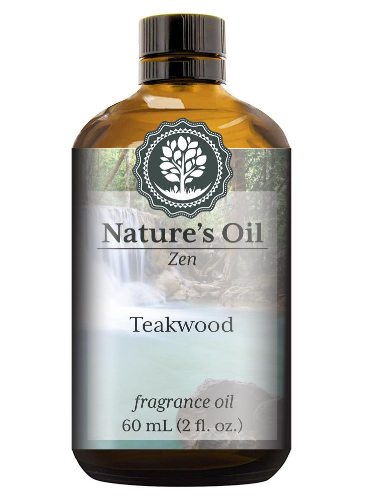 Nature's Oil Teakwood Fragrance Oil