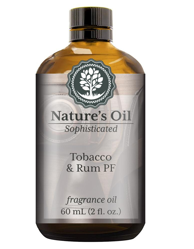 Nature's Oil Tobacco and Rum PF Fragrance Oil
