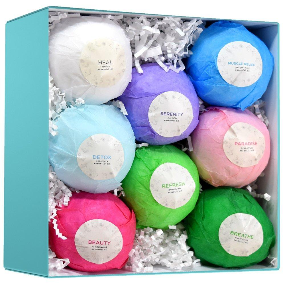 Radha Beauty Bath Bomb Set