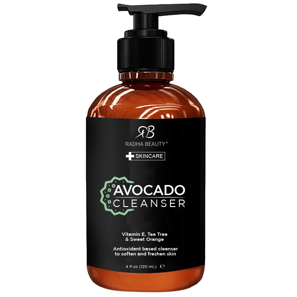 Radha Beauty Avocado Cleanser