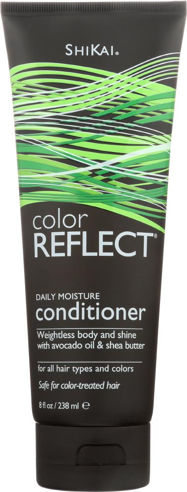 SHIKAI Color Reflect Daily Moisture Conditioner, 8 Oz