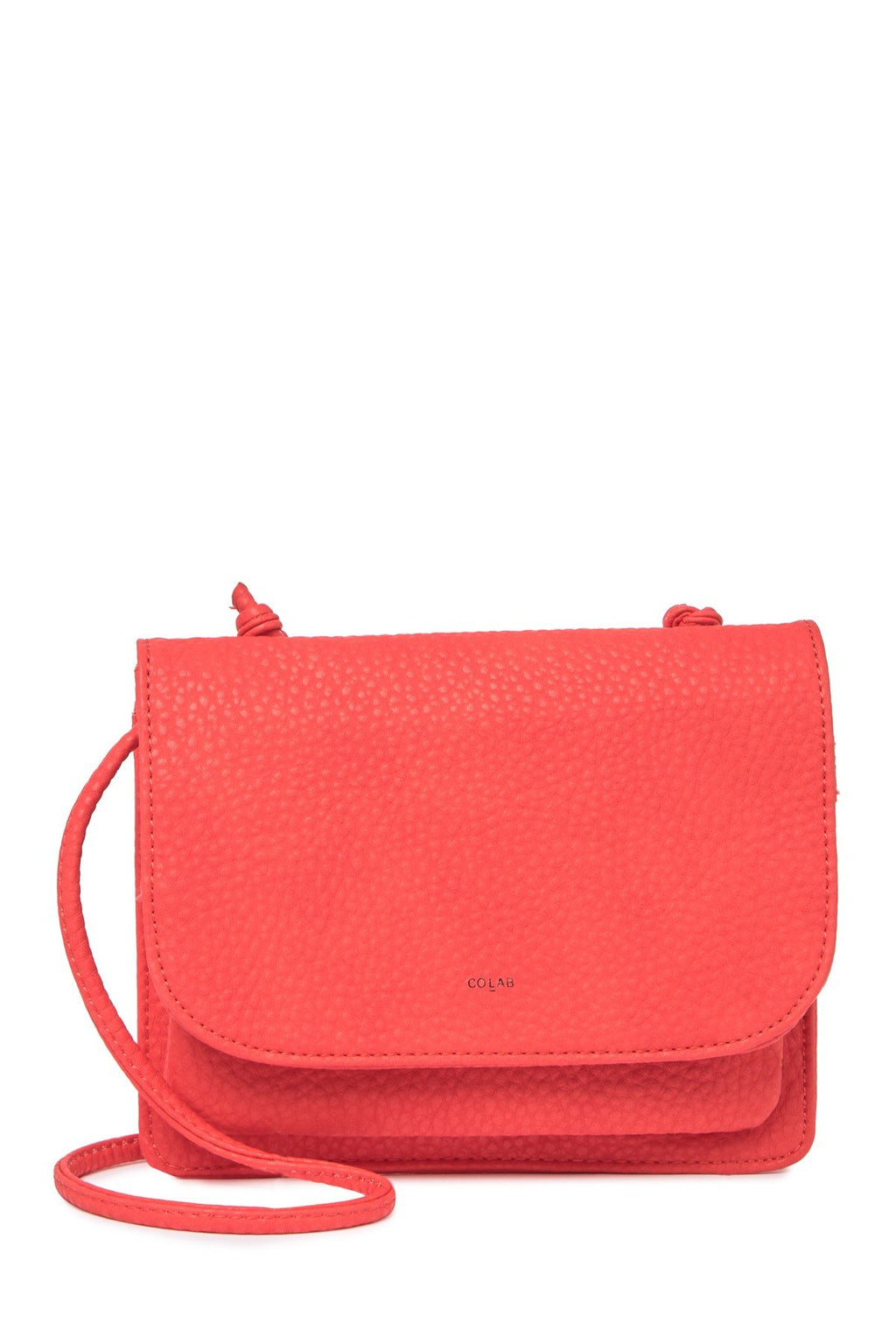 Co-Lab cayenne cross body carryall