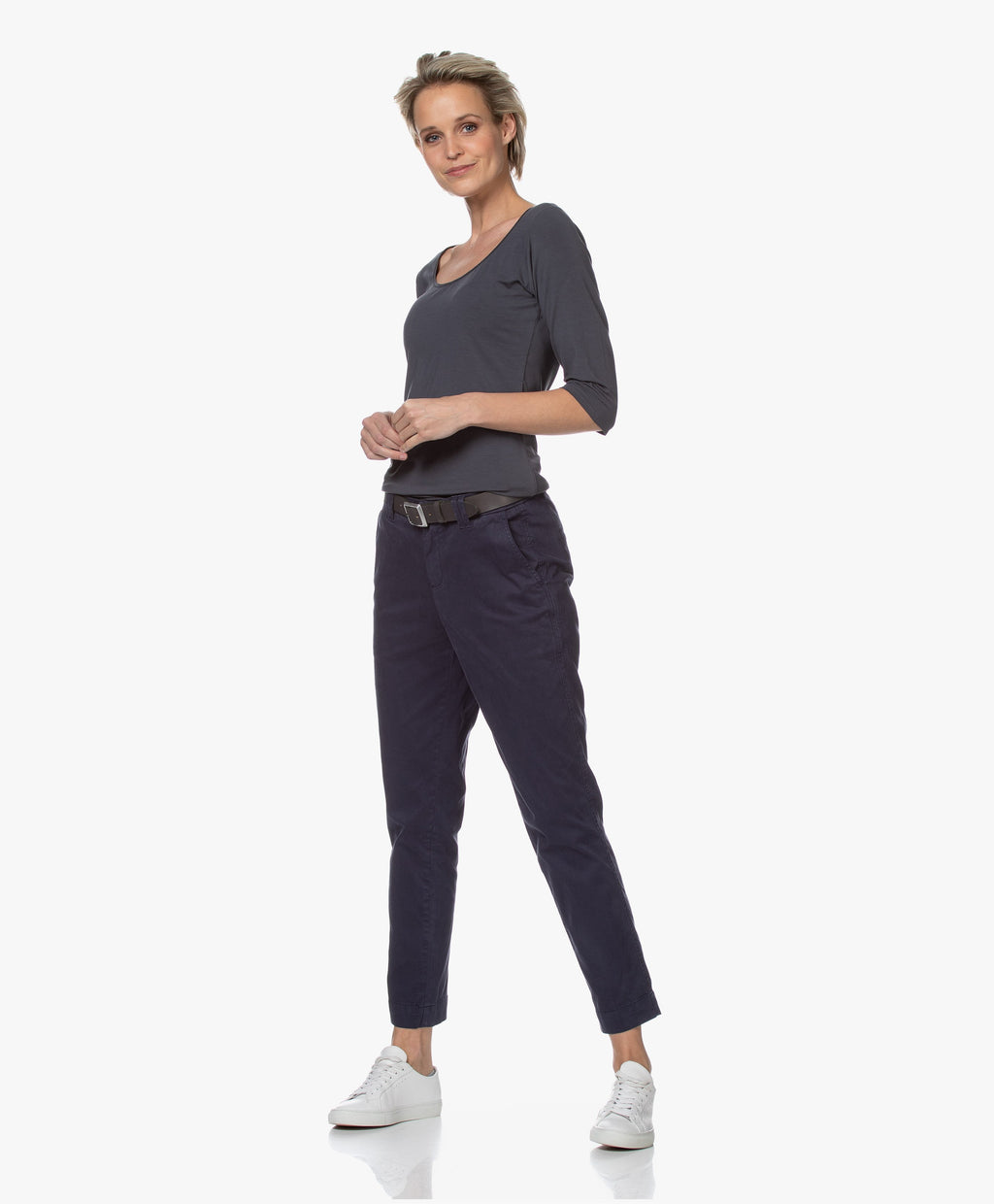MKT Studio Navy Panamo Pants