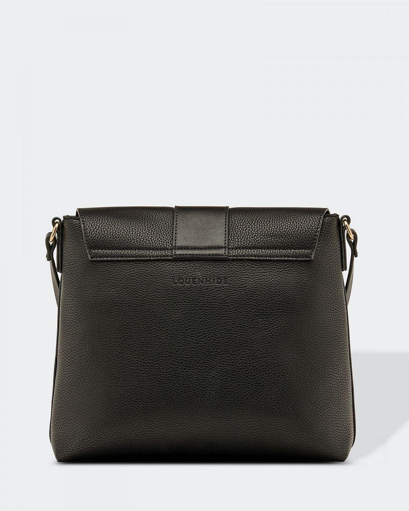 Louenhide Clovelly Cross Body bag - Black