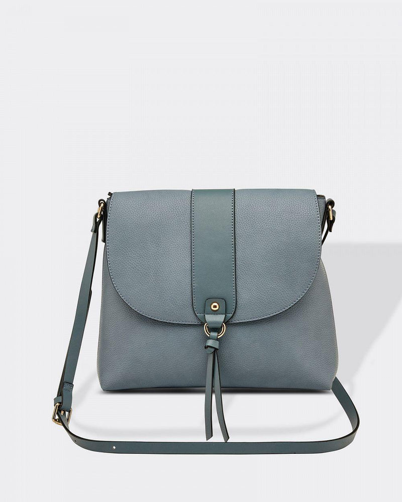 Louenhide Clovelly Cross Body bag - Storm Blue