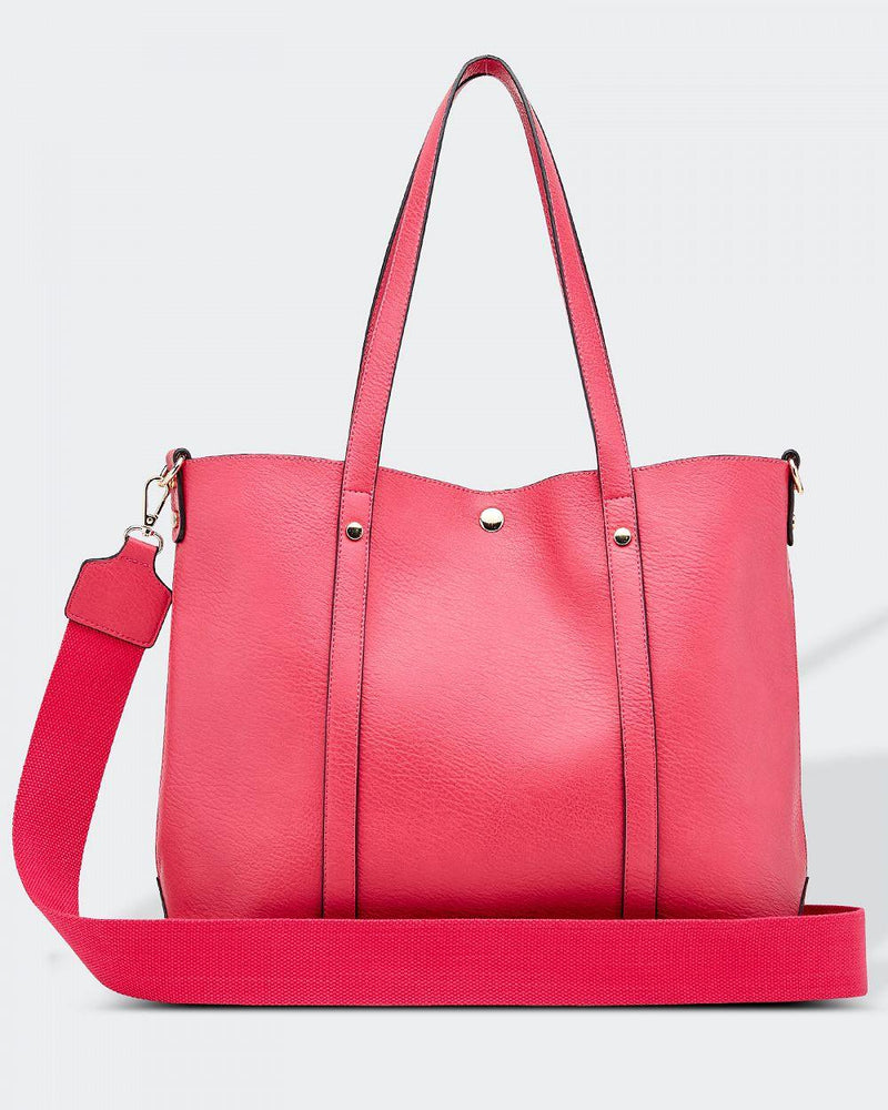Louenhide Nevada Bag - Fuschia