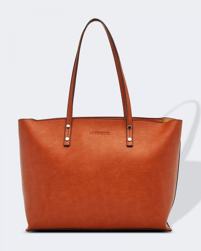 Louenhide Riley Trio tote bag - Tan