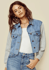 Sage the Label jean jacket