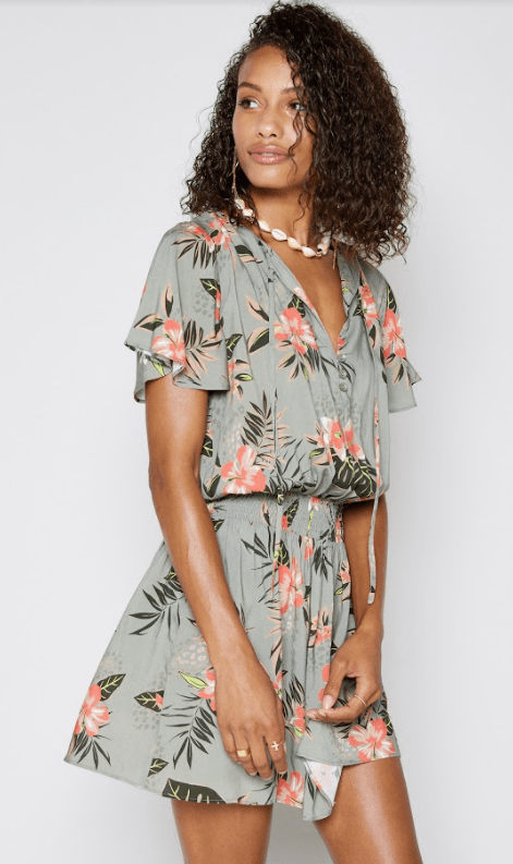 Sadie & Sage Jungle Lover Dress