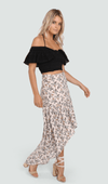 Lost in Lunar roxy skirt