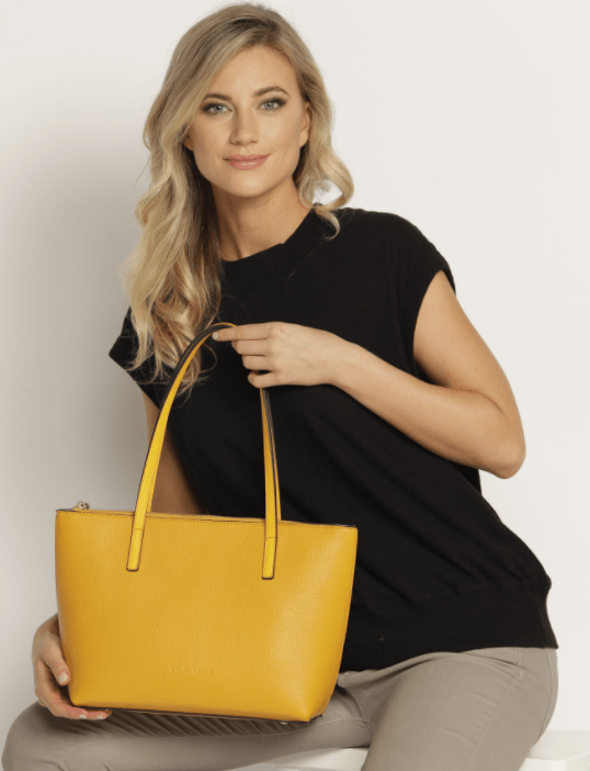Louenhide portia bag / yellow