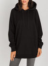 "Brunette the Label ""BABES SUPPORTING BABES"" Big Sister Hoodie 