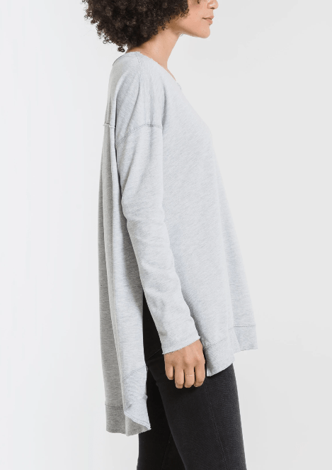 ZSUPPLY Heather Grey Weekender