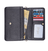 Louenhide Gretel crossbody wallet - black