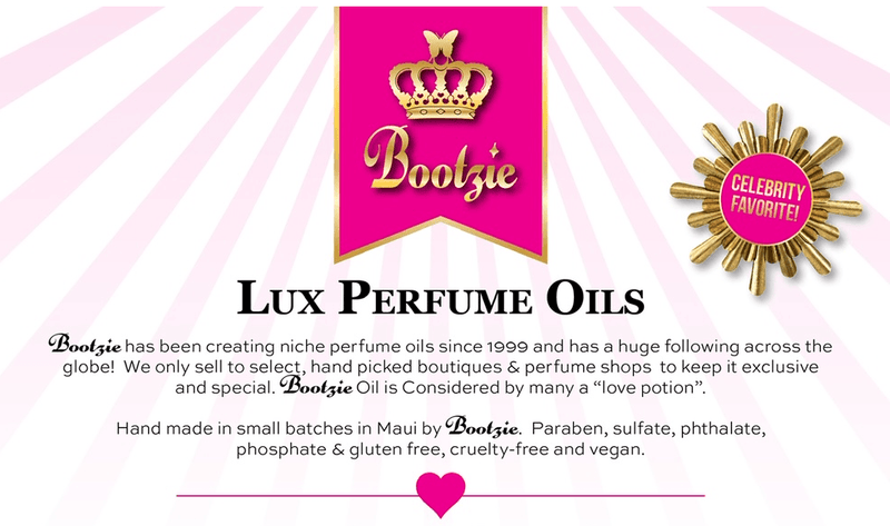 Bootzie Oil made with love in Maui - 10 ml