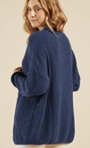 Sadie & Sage navy first light cardigan