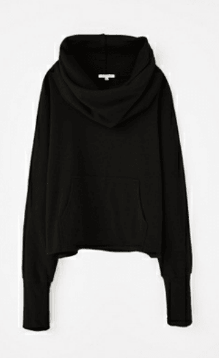 Z Supply Cowl Easy Top - black