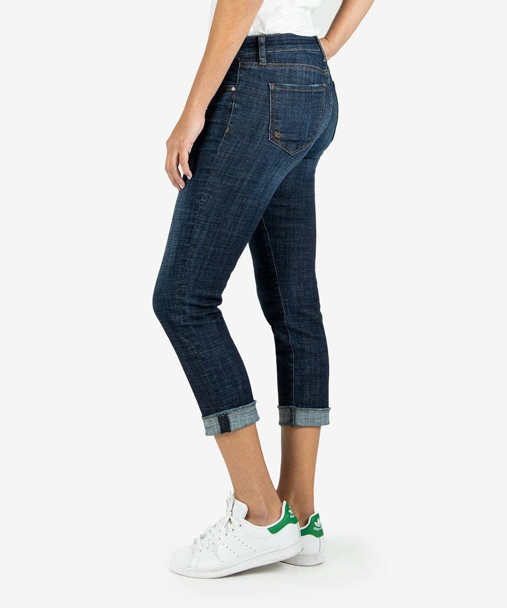 Kut From The Kloth Amy Crop Straight Leg