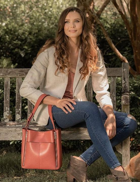 Louenhide Baby Spencer bag - Clay