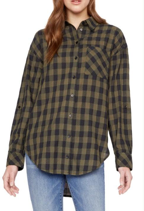 Sanctuary favorite tunic - tonal check