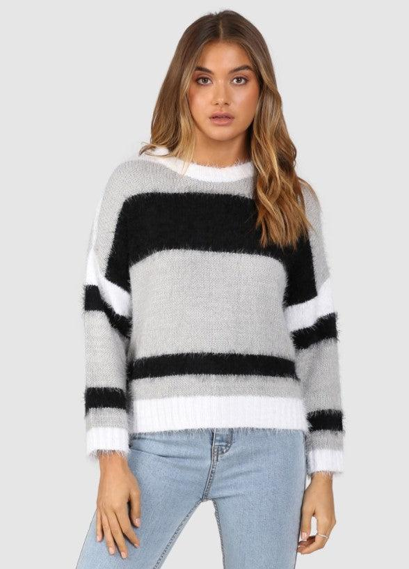 Lost in Lunar Chandler Knit Sweater