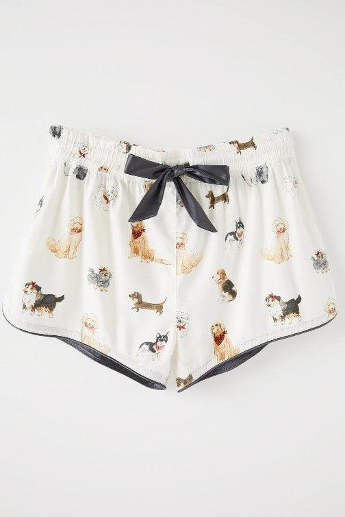 Z Supply sweet talker pup shorts - vanilla ice