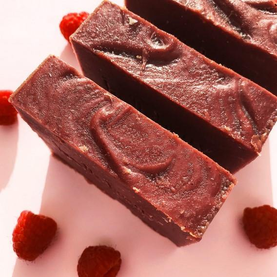 Berry wild & free bar soap