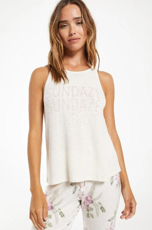 Z Supply Sundaze graphic tank