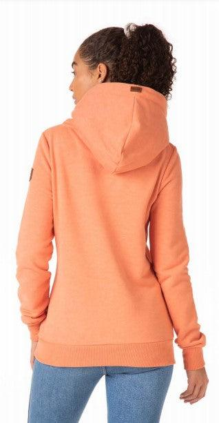 Wanakome Artemis Terry Dusted Clay Hoodie
