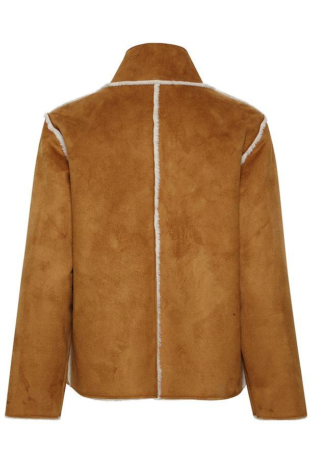 Cream Camel 2 in 1 reversible Jacket