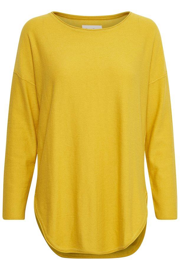 Part Two ceylon yellow pullover sweater