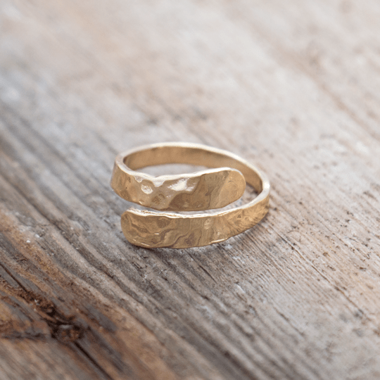 Amity Ring - gold
