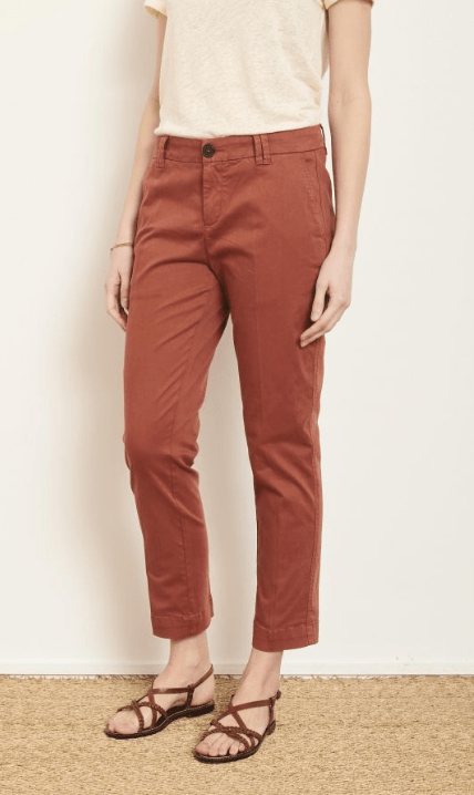 MKT Studio Rust Panamo Pants