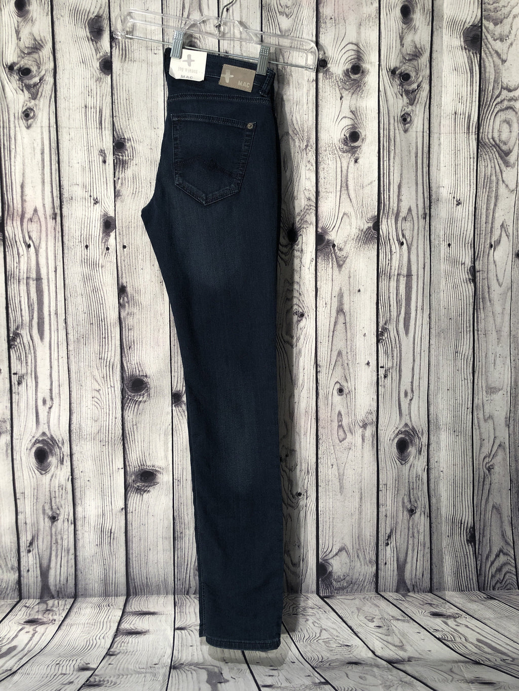 MAC dark blue jog'n pipe jeans