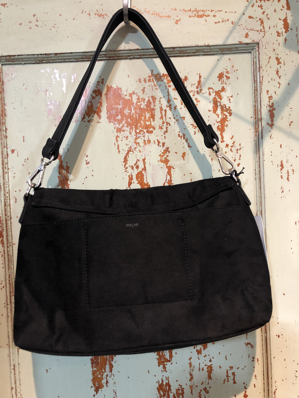 Co-Lab Black Crossbody Purse