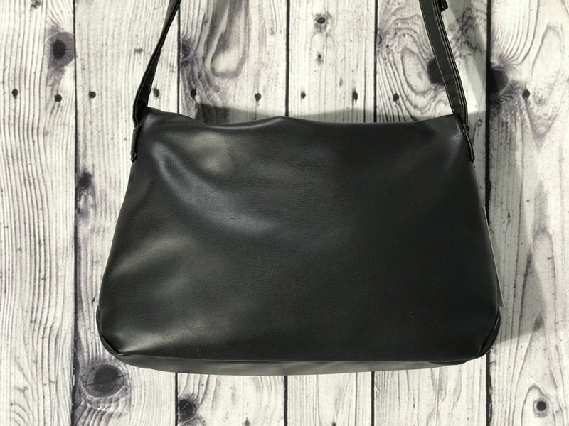Co-Lab black fold over cross body