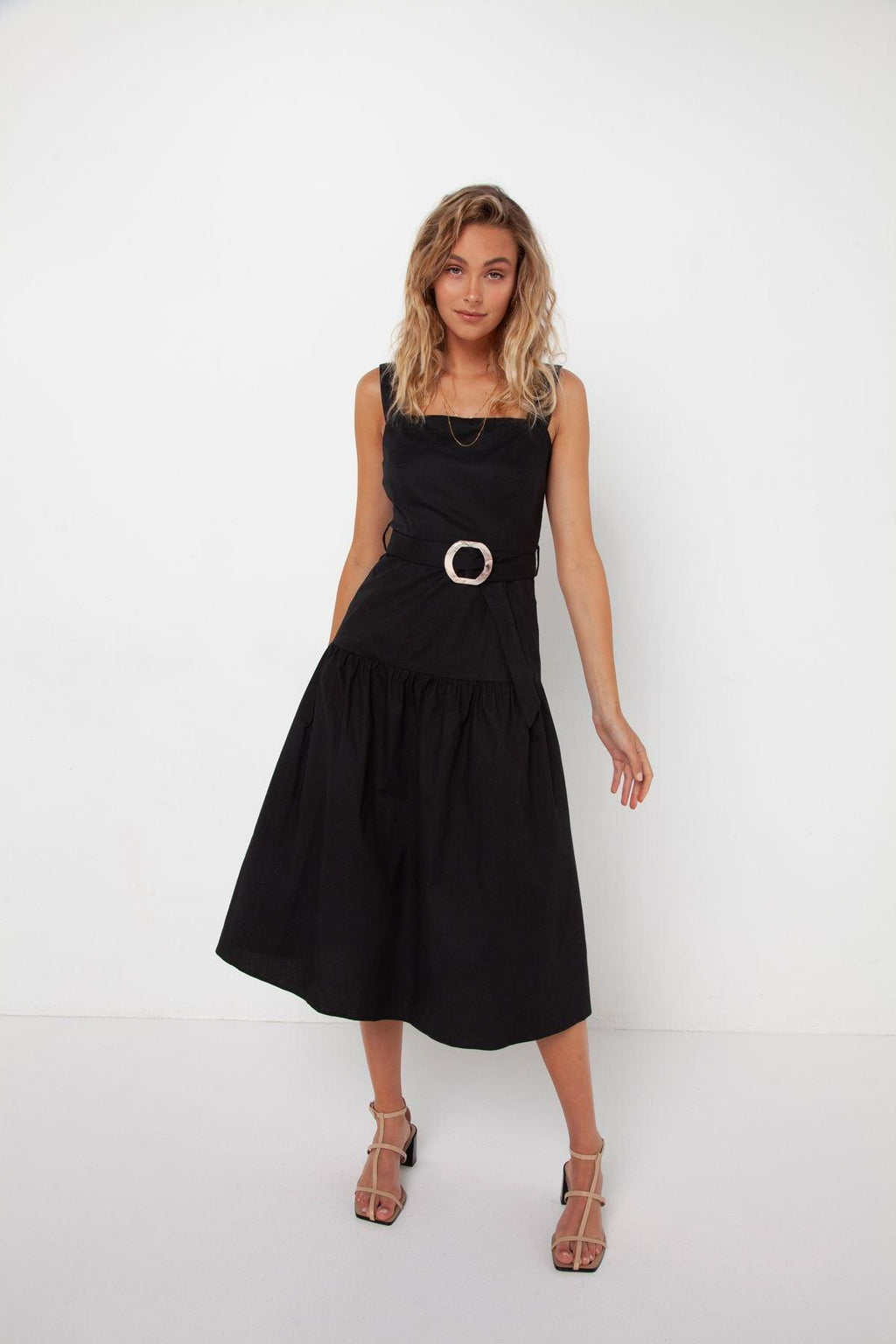 Madison the Label Rory Dress | Black
